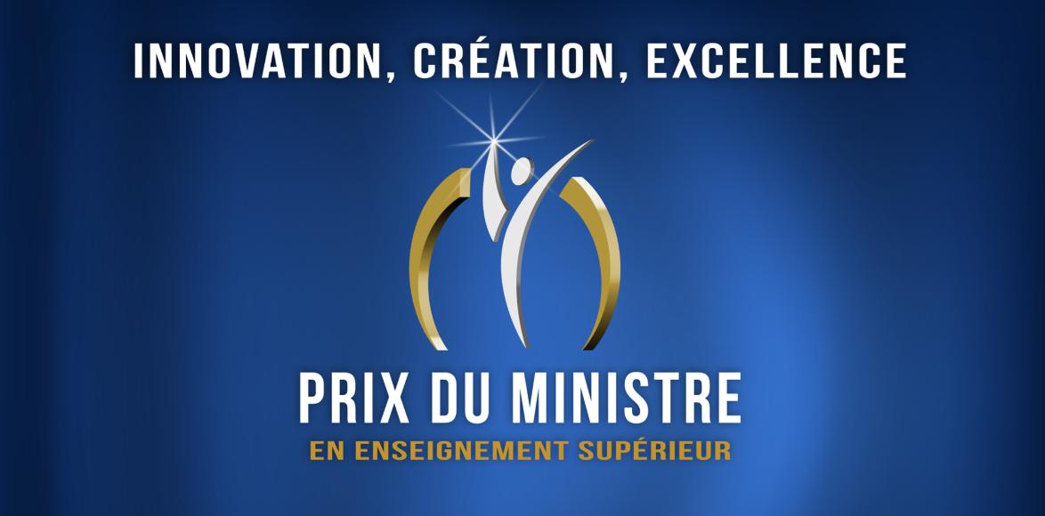 Prix du ministre en enseignement supérieur