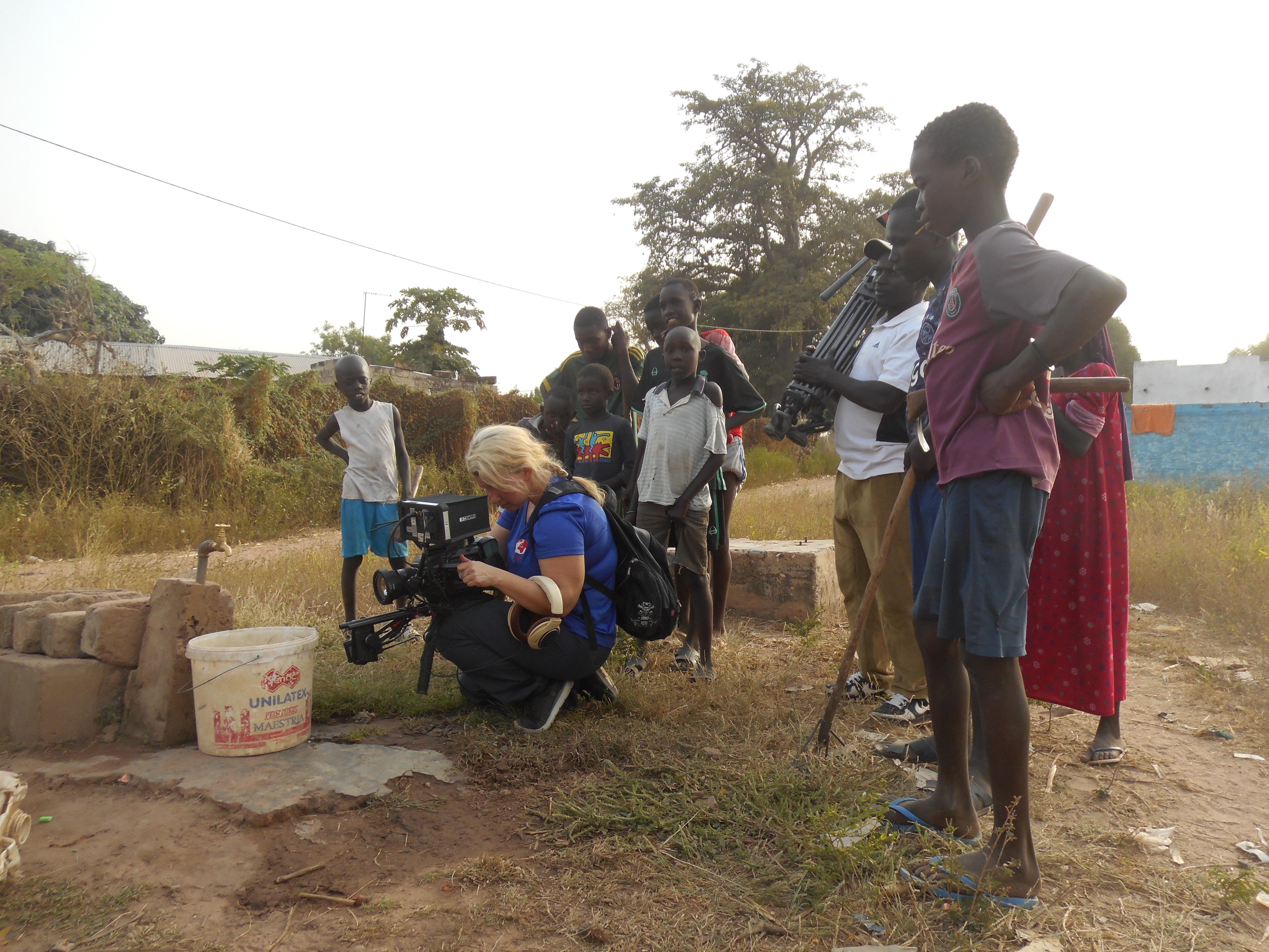Les cours de santé mondiale au Sénégal